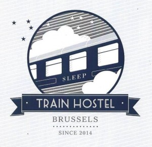 logo train hostel